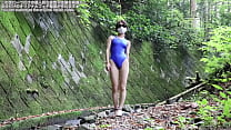 sex veidos: wet swimsuit fetish thumbnail