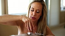 PureMature - Brandi Love anonymous chat date and fuck with stranger preview image
