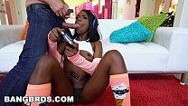 BANGBROS - Ebony Gamer Ana Foxxx Gets a Good Fuck (bkb15973) Image