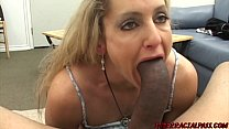 Naughty MILF Lori eaten out and smashed by BBC ...
