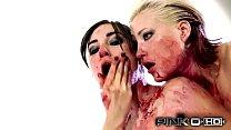 Free pornstar videos sasha grey lesbian
