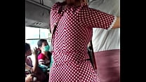 Buttock on the bus - سكس تدليك thumbnail
