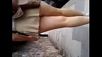 de saia curta