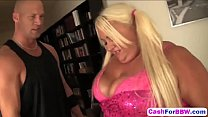 Amazing massive obese blonde whore fucked hard by a bald guyspunk-hd