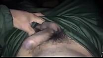 militar 18  añitos    muestra   verga  peludita