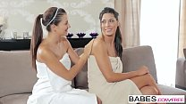Babes - Step Mom Lessons - Alexa Tomas and Cindy Loarn and George Lee - Spa Day صورة