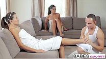Babes - Step Mom Lessons - Alexa Tomas and Cindy Loarn and George Lee - Spa Day thumbnail