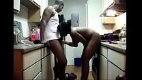 Sexy Ebony Wife Can't Stop Fucking The Cock of ...