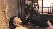 【国产】麻豆传媒作品/MD-0112私人麻将馆的打工小...