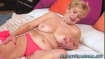 Railed granny cum dumped pornhub video