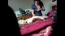 Super hidden cam video of my mum masturbating