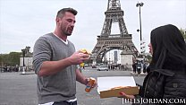 Jules Jordan - Latina Beauty Canela Skin Is Your Anal Sex Tour Guide Around Paris