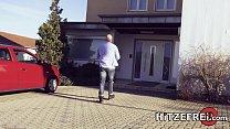 Hitzefrei tatjana found a guy to fuck on a dating app » paula shy dp thumbnail