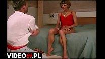 Polskie porno - Erotyczny tancerz zalicza klientkę