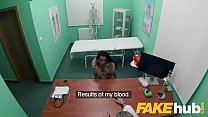 Fake Hospital Sexy fur clad patient wants good fucking from big dick doctor Preview