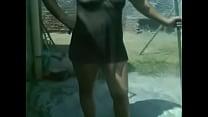 Arya Fae Feet ‣ fabiana en el patio thumbnail
