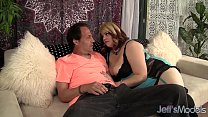 Cute and horny BBW bitch Buxom Bella hardcore sex preview image