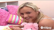 Bree Olson Lifts Her Little Skirt & Takes Some Dick