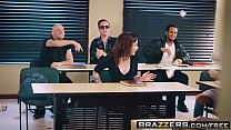 Brazzers - Big Tits at School -  The Substitute Slut scene starring Penny Pax and Jessy Jones image