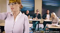 Brazzers - Big Tits at School - The Substitute...'s Thumb