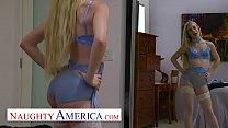 Naughty America - Emma Starletto seduces her friend's dad Preview
