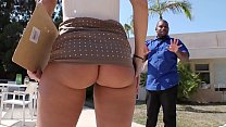 Candice Dare Getting BBC From Rico Strong On Ass Parade