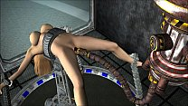 3D Animation: Alien Invasion 1
