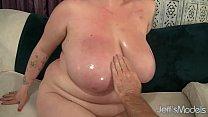 Big boobed BBW Kali Kala Lina riding a fat dick Preview