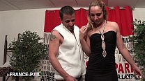 1er casting porno anal amatrice francaise blonde Image