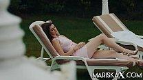 MARISKAX French teen Lina Luxa has her ass stuffed