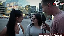 one night stand at street casting in stuttgart and find