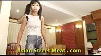 Teen Thai Maid's Thumb