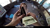 TeensLoveMoney - (Leigh Rose) Loves Money And Sex