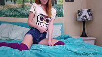 Encouraging JOI with Aftercare: TeenyGinger