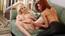 Veronica Avluv and Kristy Snow Hot Lesbian Sex thumbnail