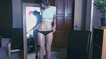 Young Russian girl undresses on webcam for her young man - porn-chat.space