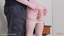 Submissive anal slut turned into a pig dog for obedience and filth training (Alexa Nova) Image