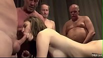 Old Young Porn Teen Gangbang by Grandpas pussy fucking-480p