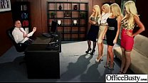 Office Hard Intercorse With Busty Slut Girl (courtney nikki nina summer) mov-08 video