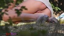 hidden cam in forest ◦ (sammyboy asian) thumbnail