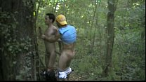 i fuck a twink in outdoor public forest