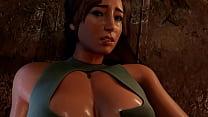 Lara animation - Nagoonimation