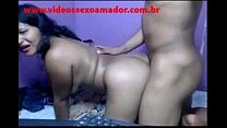 Morena gritando de dor no sexo anal - www.videossexoamador.com.br preview image