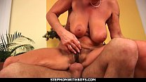 Stepmom With Boys Stepmom Sucks Tits Together With Stepson
