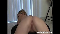 Amateur girl wants to be ass fucked