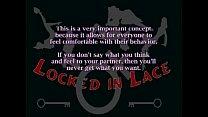 Locked In Lace - Forced Feminization 101 صورة