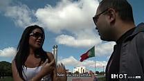 Turistas Pinadas em Lisboa