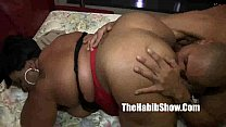 Milf cherryred banged by BBC monster dick redzilla she got a beat down preview image