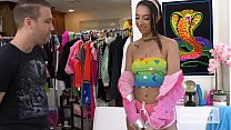 Gorgeous teen Kiarra Kai gets pounded hard by online hookup Preview