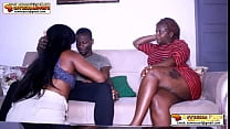 teach me sex.  under the complaints of her husband, she feels obliged to go to learn threesome sex with her neighbor and her husband. African Street stug